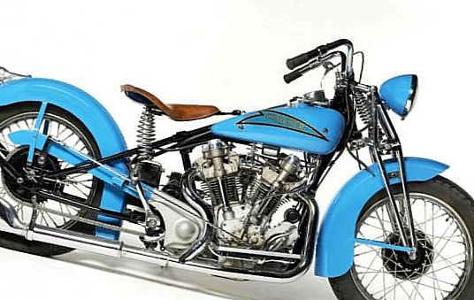 1937 Crocker Hemi Head – $302 000